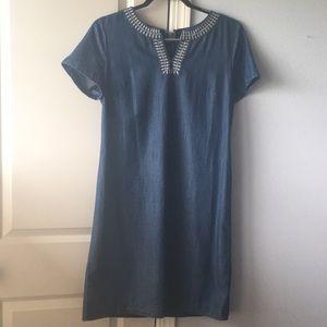 Women's Talbots Denim Dress